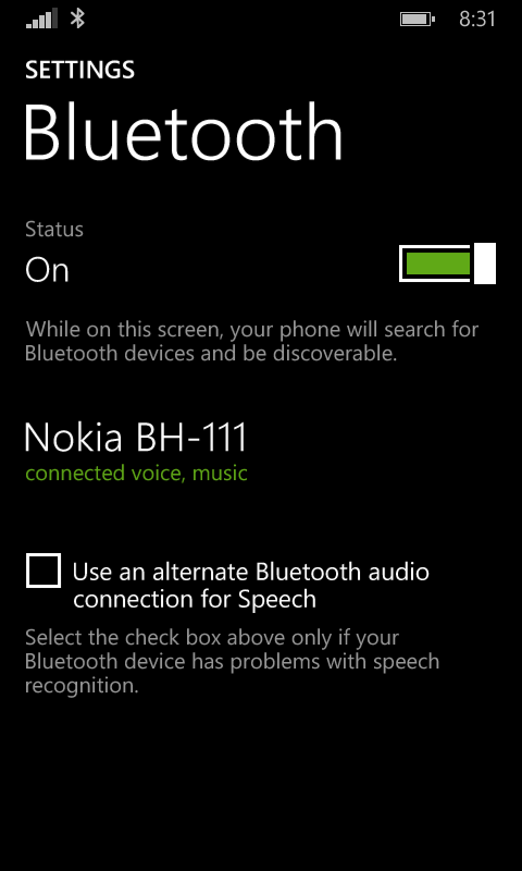 Nokia Bluetooth Headset BH 111 Review