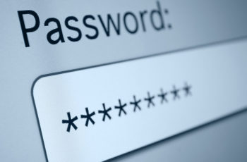 using passwords to change habits
