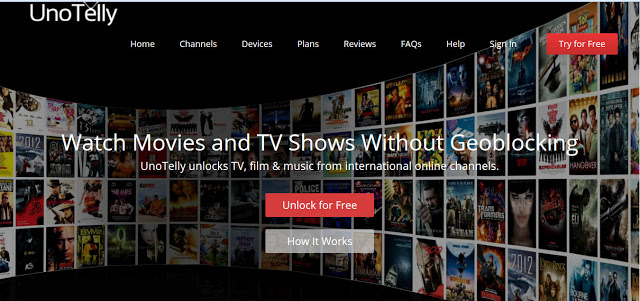 Access Geo-blocked Streaming TV Channels from Anywhere using UnoTelly: Review
