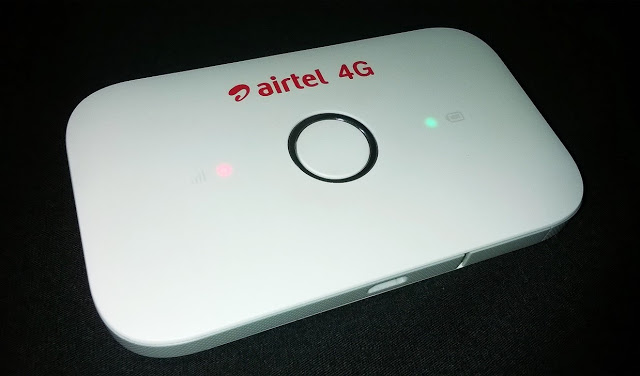 Airtel 4G and the Huawei E5573 Mobile Wi-Fi Hotspot: Review