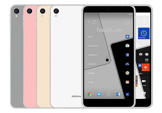 Nokia C1 Upcoming smartphone 2016