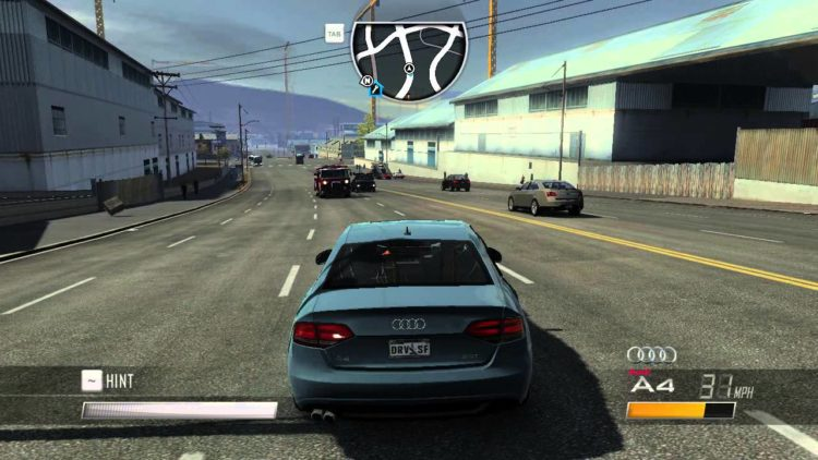 driver 2014 driving games for low end pc
