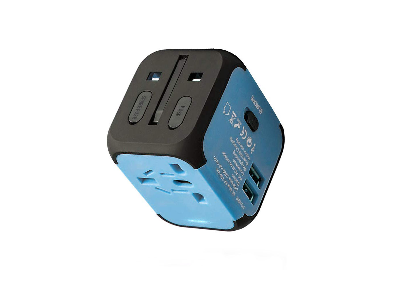 All-in-One Worldwide Travel Adapter