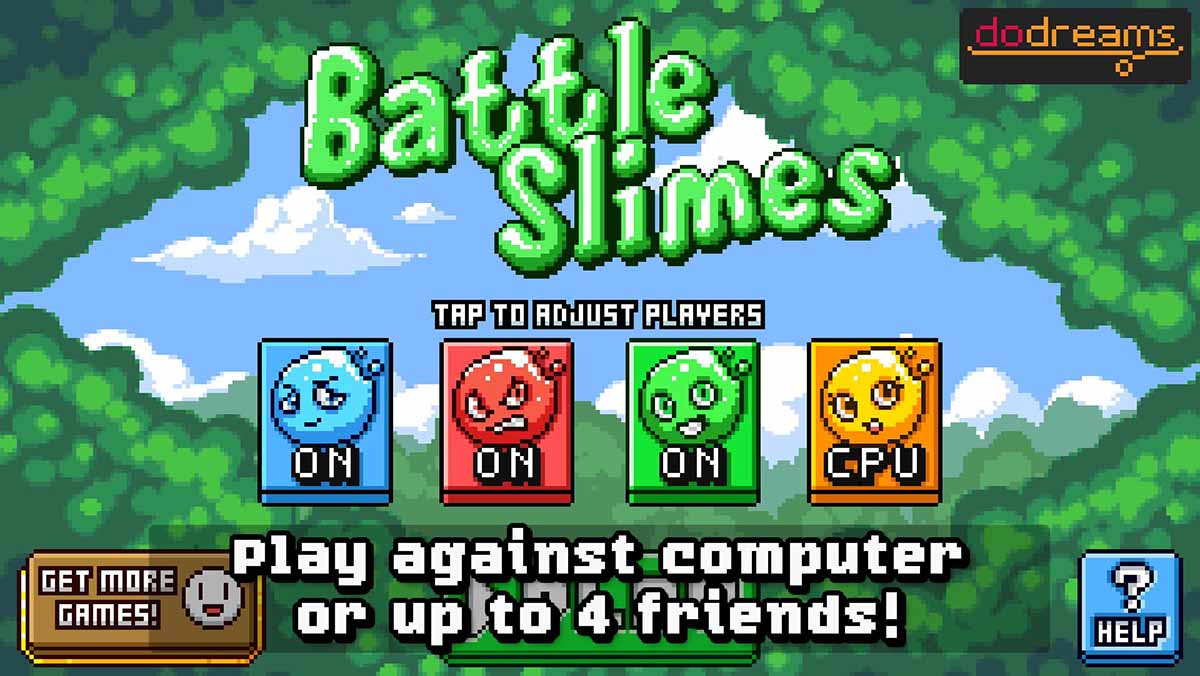 best android multiplayer games battle slimes