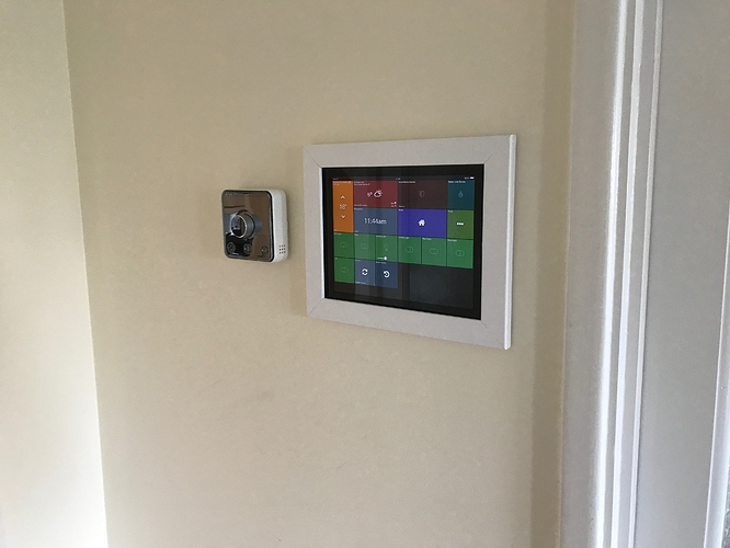 things to do with old android wall mounted