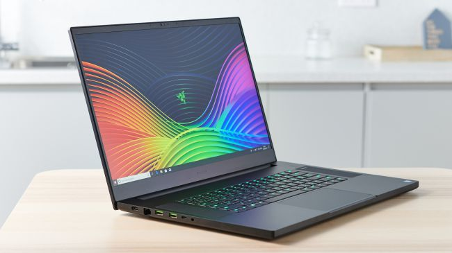 best laptops Razer Blade Pro 17 review