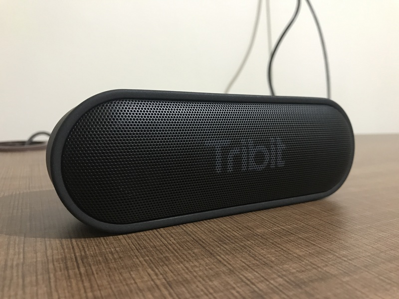 Tribit xsound go wireless speaker