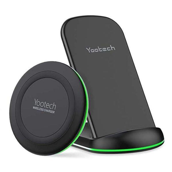 yootech 10 w wireless charger