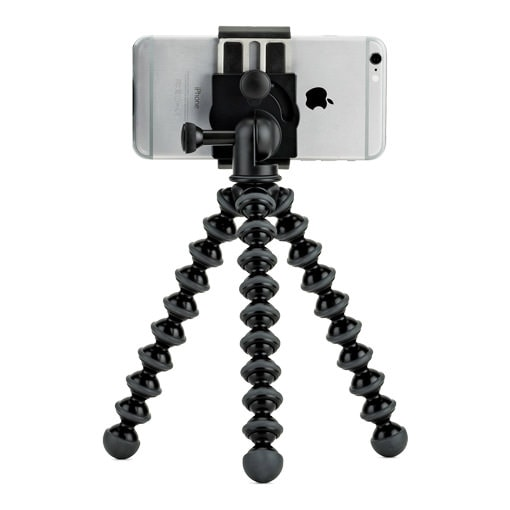 Joby GripTight GorillaPod tripod iphone