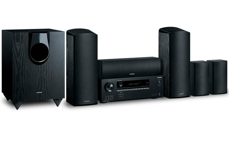 Onkyo HT S5800 home theater system