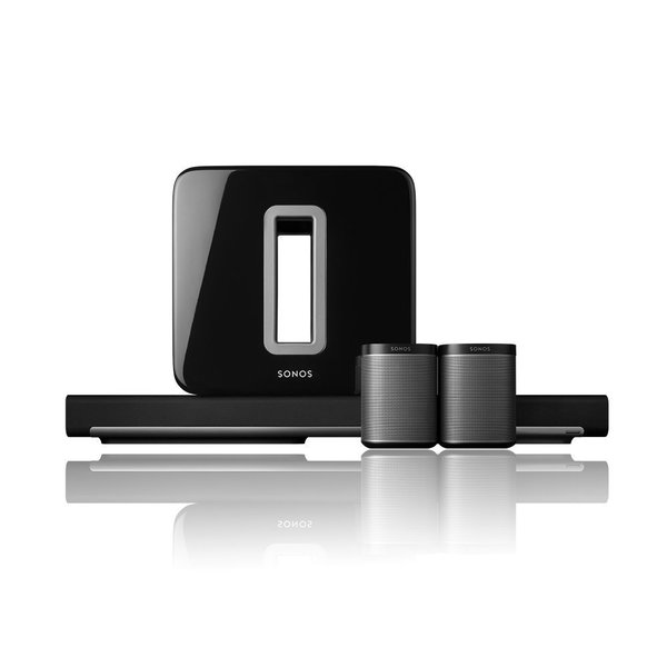 Sonos 5.1 Home Theater Surround Set