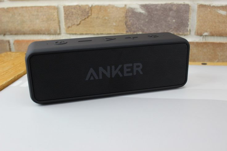anker soundcore 2 portable wireless speaker