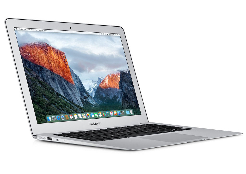 apple macbook air 2015 video editing