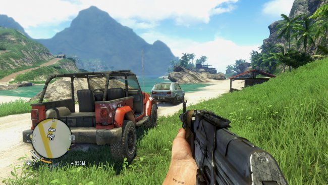 farcry 3 open world game