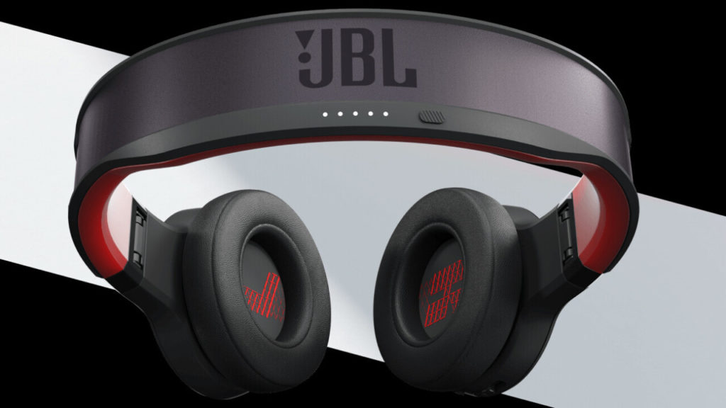 JBL's solar-powered headphones are the precursor to a green-tech future