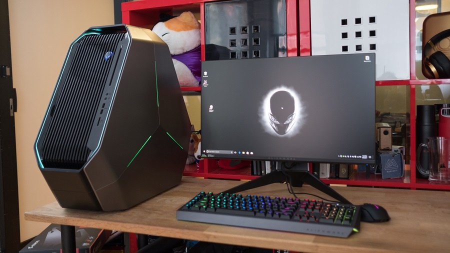 Alienware Area 51 Threadripper Edition prebuilt gaming pc
