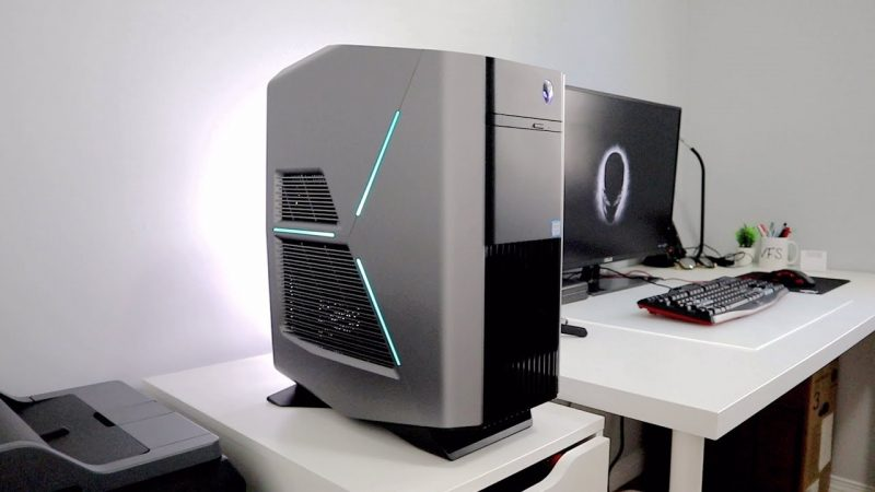 Alienware Aurora R8 prebuilt gaming pc