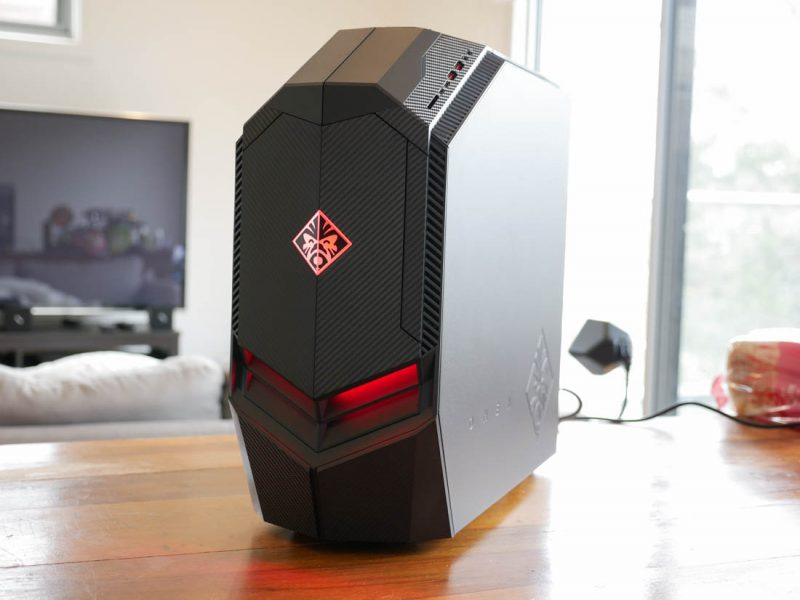 HP Omen prebuilt gaming pc