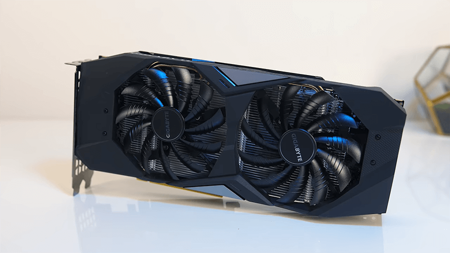 GPU- Gigabyte Geforce RTX 2060 6GB OC