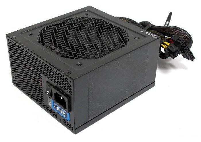 PSU- Seasonic S12lll 650 SSR