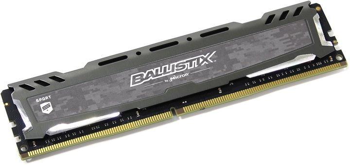 RAM –Crucial Ballistix sport LT 2400