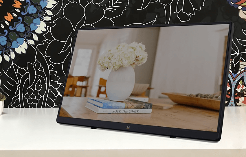 ViewSonic TD2230 monitor macbook pro