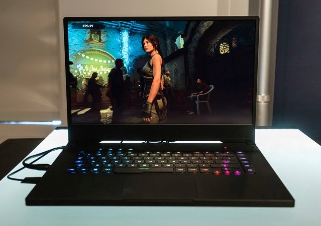 Asus ROG Zephyrus S GX701 Performance test review
