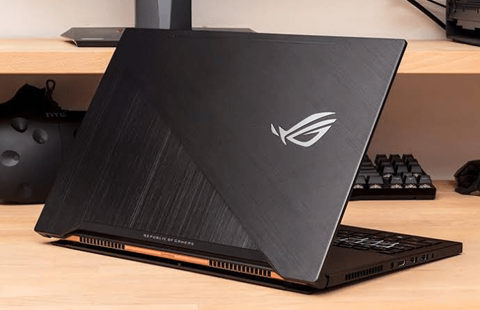 Asus ROG Zephyrus S GX701 build quality