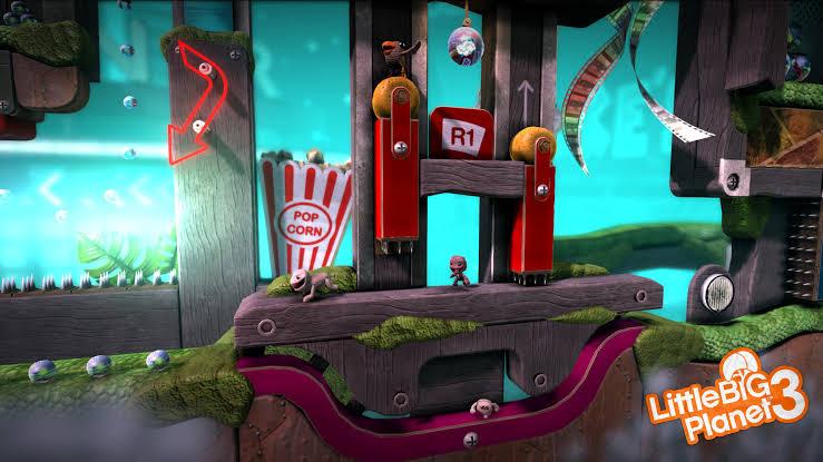 LittleBigPlanet 3 PlayStation 4 console