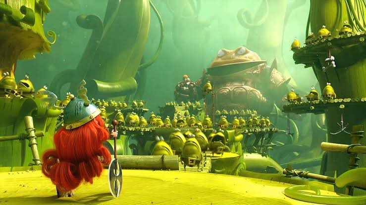 Rayman Legends console game