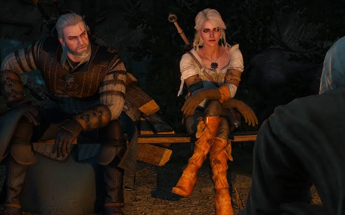 Witcher pc game