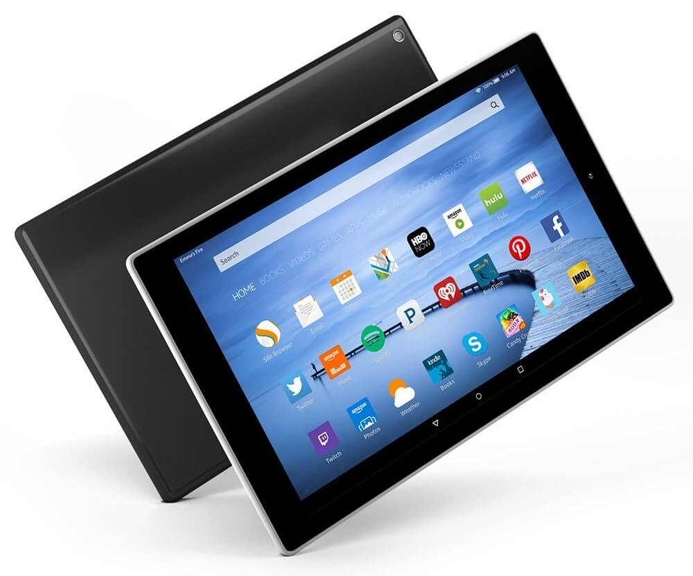 Amazon fire hd 10 tablet for video calls
