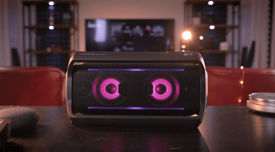 LG PK7 Xboom Go house party speaker
