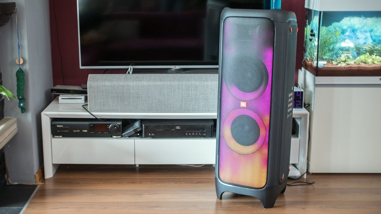 jbl partybox 1000 house party