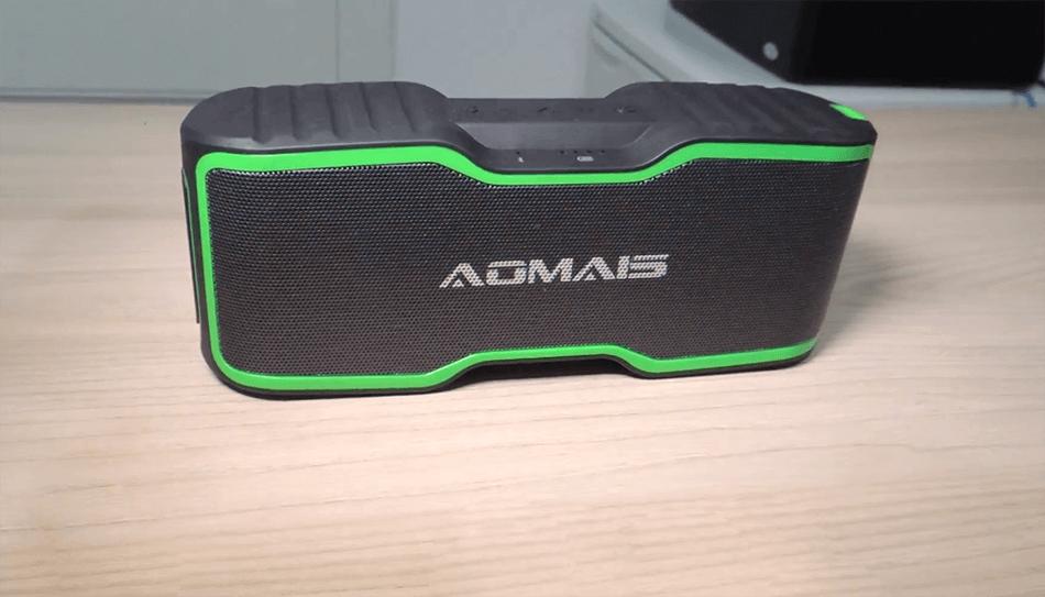 AOMIAS Sport II bluetooth speaker for iphone