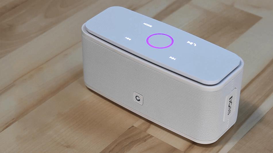 doss soundbox bluetooth speaker for iphone
