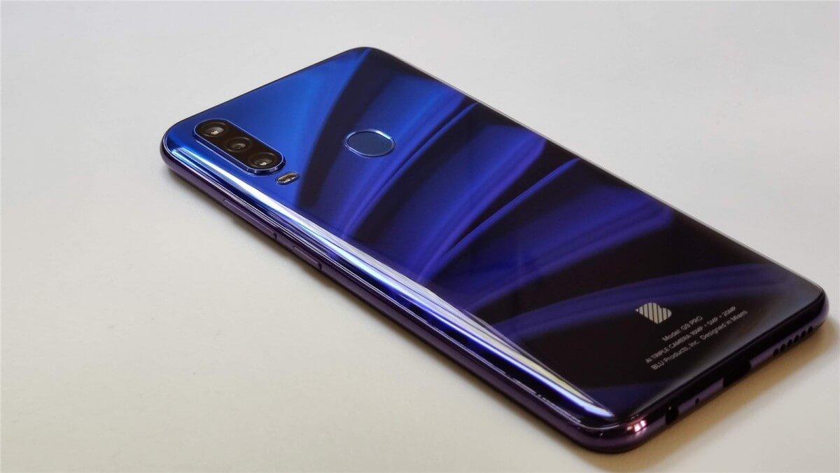 blu g9 pro gaming phone