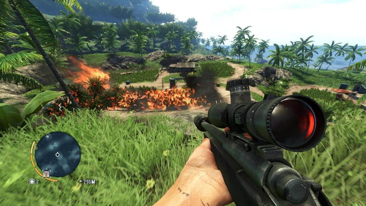 pc fps games farcry 3