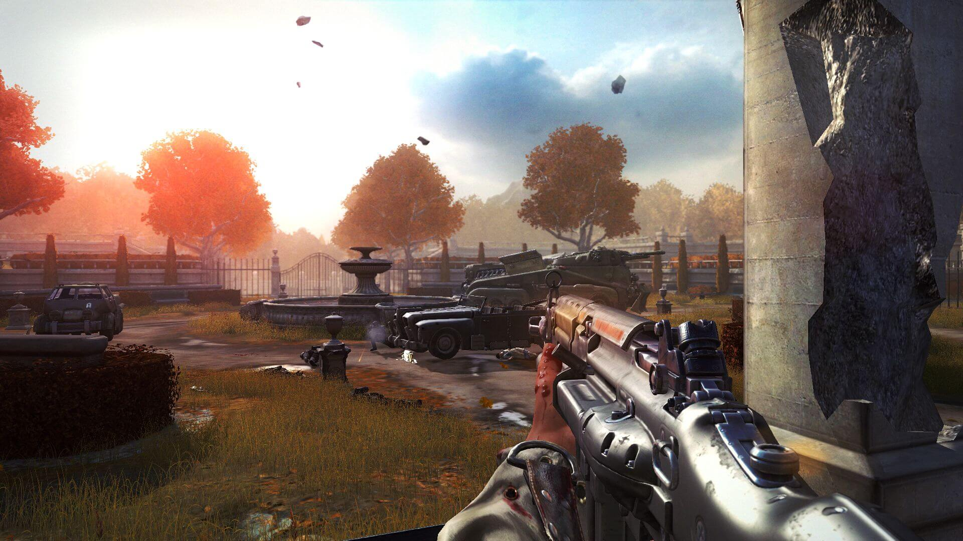 fps game wolfenstein new order