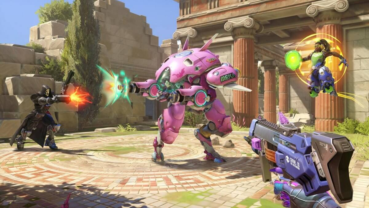 best fps games pc overwatch
