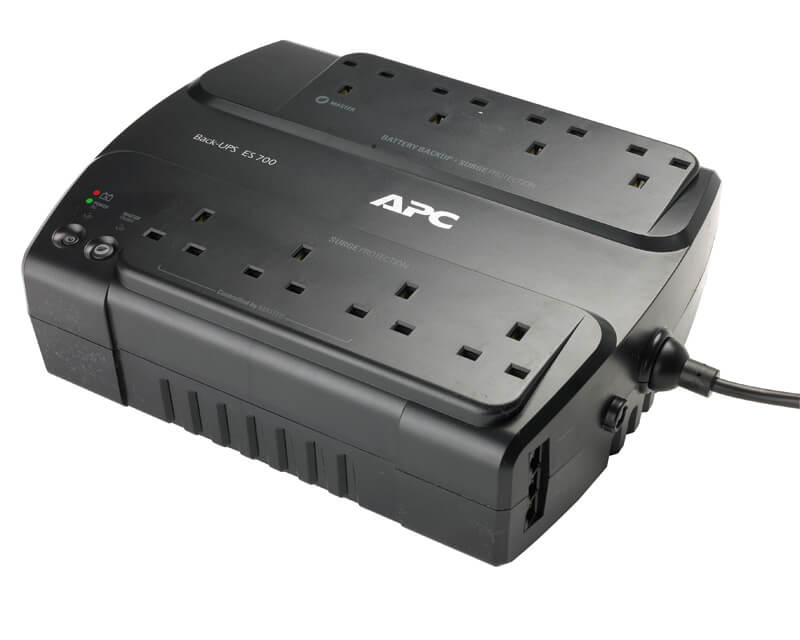 ups for work from home APC Back UPS ES 700