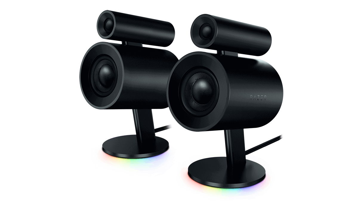 Nommo chroma gaming speakers