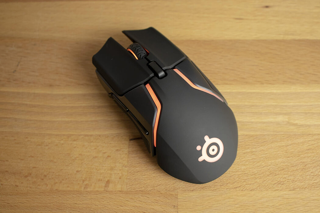 SteelSeries Rival 650 Wireless mouse fps games