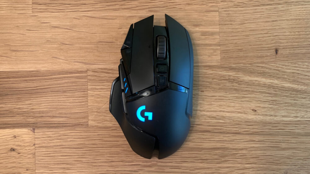 best gaming mouse for fps games Logitech G502