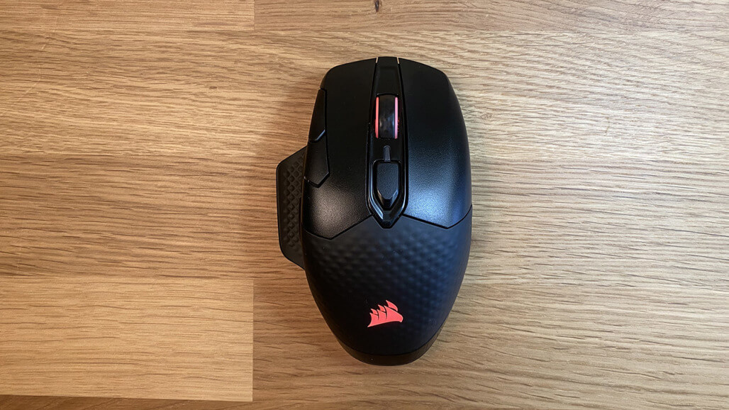 best gaming mouse fps Corsair Dark Core RGB Pro SE