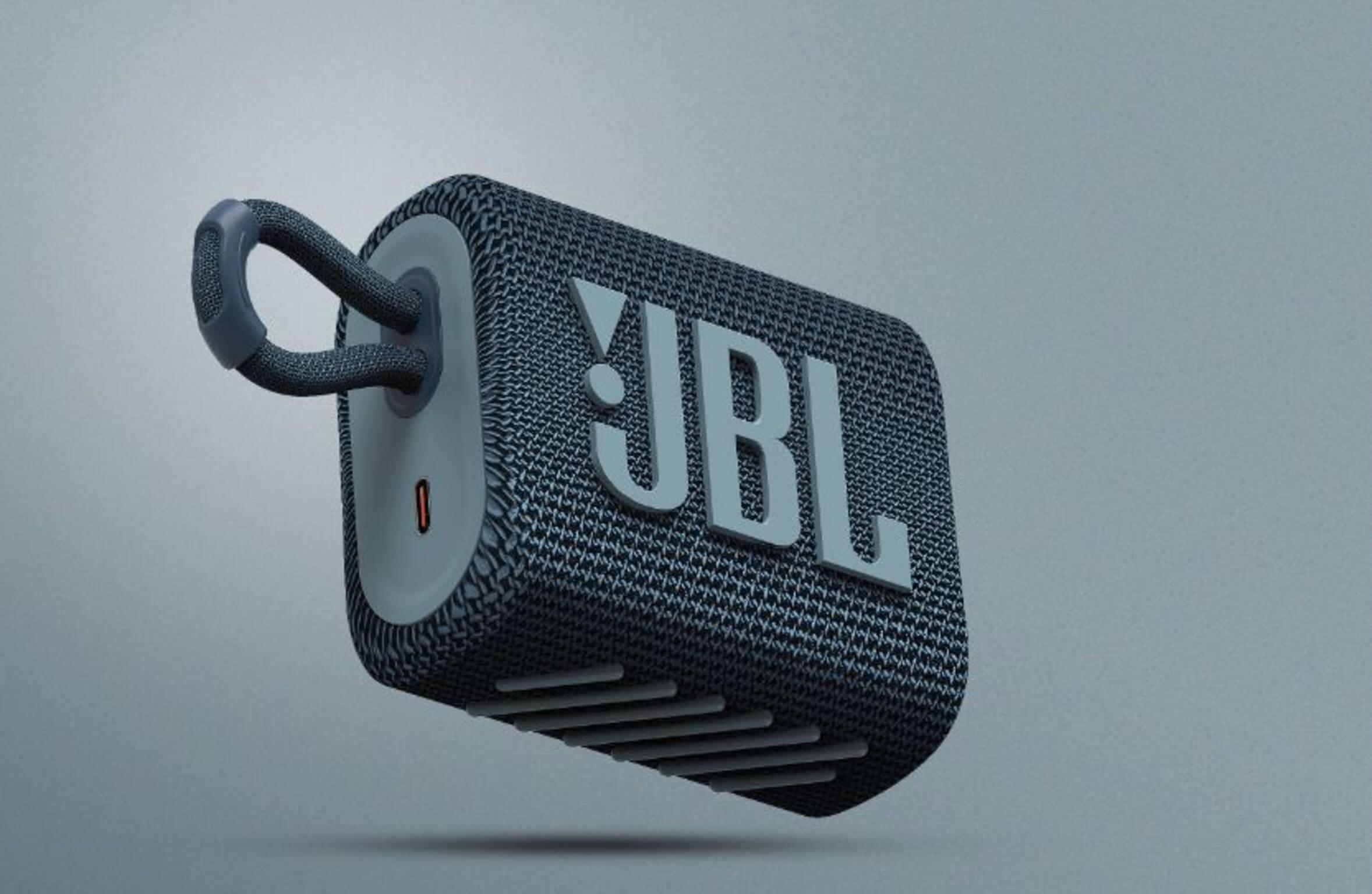 JBL Go 3 bluetooth speaker 2021